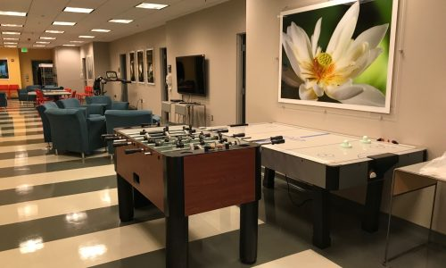 Inpatient Unit Game Tables