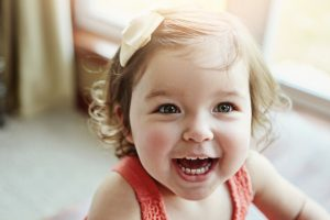 RSV: Happy baby