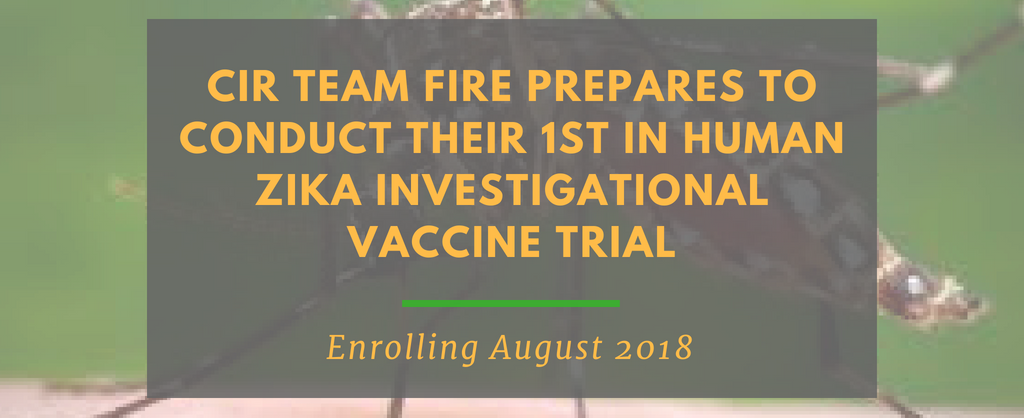 ZIKA Vaccine Study